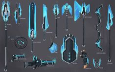 Guild Wars 2 weapons - Buscar con Google