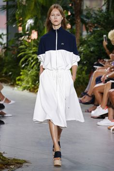 Lacoste | Ready-to-Wear Spring 2017 | Look 25