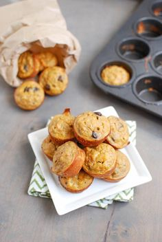 With just 4 main ingredients, this recipe for Sweet Potato Banana Bites is gluten-free, simple to make and the perfect healthy snack for kids or adults!