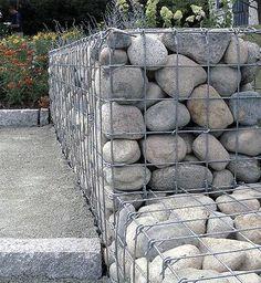 Stensætning til staudebed