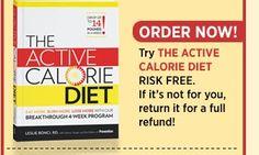 active calorie diet book