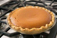 Homemade Pumpkin Pie | SimplyRecipes.com