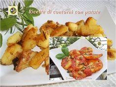 Ricette di contorni con patate  Blog Profumi Sapori & Fantasia