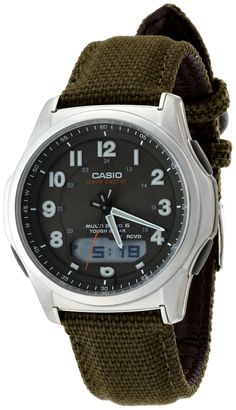 Casio Wave Ceptor Tough Solar MULTIBAND6 Men's Watch WVA-M630B-3AJF (Japan Import). Wave Ceptor Series. Waterproof to 5 bar / Multiband 6. Fully Auto-calendar. Neo-bright / LED LED-light (Afterglow function). Multi-language switching function (English , Japanese , Chinese , Spanish , German).