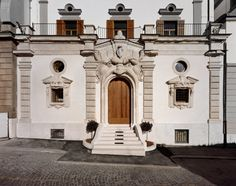 Roma, İtalya. Hertziana Kütüphanesi.