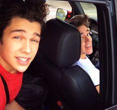 Austin!!! He's so cute