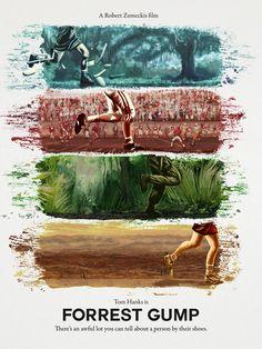 Forrest Gump by Daniel Nash