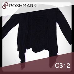 Soft Black Cardigan with Ruched Detailing Black Cardigan, Sweater Cardigan, Plus Fashion, Fashion Tips, Fashion Trends, Mid Length, Warehouse, Cardigans, Sweaters For Women