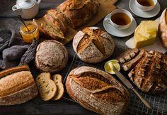 3 goda bröd att baka på surdegens dag