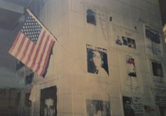 missing persons fliers posted soon after 9/11/01 in NY, NY   Never Forget | Young House Love