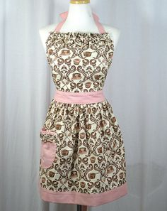 Love this style of Apron