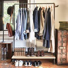 Pipe Clothing Rack | TRNK New York