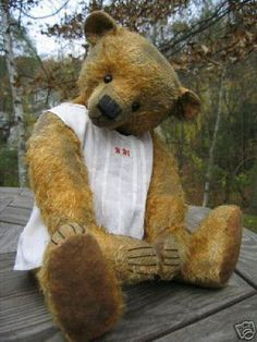 Another bear from my hug....