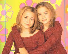 Ashley Olsen[left] & Mary-Kate Olsen[right]