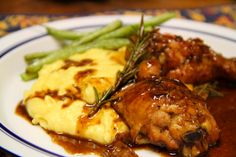 Vinegar Glossed Chicken
