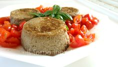 Coalma #tuna and #aubergine cake. #Yummy! By Cinzia - Il Forno Incantato