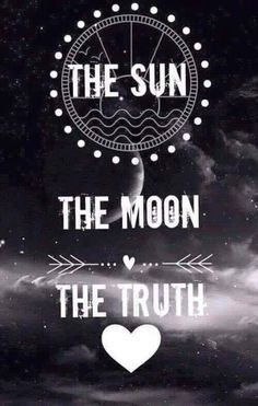 teen wolf, the moon, the sun, the truth
