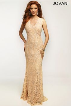 Sleeveless Lace Dress Gorgeous sleeveless lace dress features a sexy plunging neckline