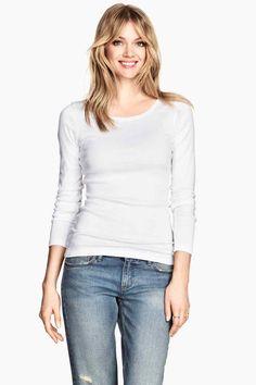 Camiseta básica | H&M / 9.99