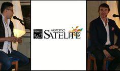 Héctor Machuca y Fran Beaufrand enseñaron moda en el Verano Satélite