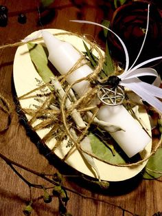 MAGICK WISH SPELL Candle Kit - Wishing Magic Bundle White Sage Ritual Herbs Witch's Salt Travel Altar Wicca Pagan Witchcraft Witch Wiccan by BlackthornandRose on Etsy https://www.etsy.com/listing/290913907/magick-wish-spell-candle-kit-wishing