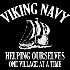 Viking Navy Pajamas on CafePress.com