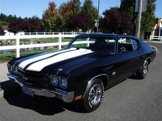 Chevy Chevelle , my favorite car ever !