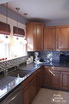 Nice kitchen color schemes