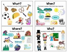 Teach kids HOW to answer questions. Repinned by SOS Inc. Resources pinterest.com/sostherapy/.
