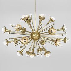 Ceiling Lamps - Sputnik Chandelier