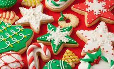 No Natal a mesa fica farta de iguarias, os biscoitos são uma moda americana, mas, que cada vez ganha mais adeptos por todo o Mundo. Os biscoitos podem ser