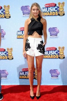 Gigi Hadid - 2014 Radio Disney Music Awards