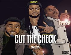 Jay Jones x Hollygrove Keem x BTY YoungN – Cut the Check