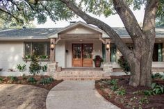 """Fixer Upper: Midcentury """"Asian Ranch"""" Goes French Country   HGTV's Fixer Upper With Chip and Joanna Gaines   HGTV"""