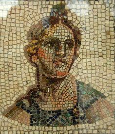 Roman mosaic In British Museum.  #mosaic #roman