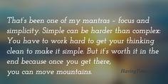 focus your mind quotes