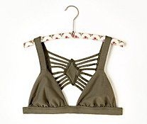 Stone Top Bra in intimates-bras
