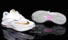 de2e010a72cd Nike KD 7 Premium Aunt Pearl Kd Shoes
