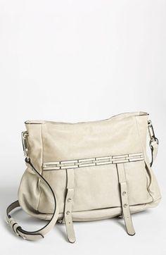 $107.00 Sale Joelle Hawkens by Treesje 'Solstice Element' Leather Crossbody available at #Nordstrom