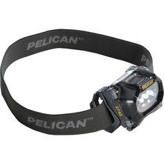 Pelican - LED Headlamp - Black