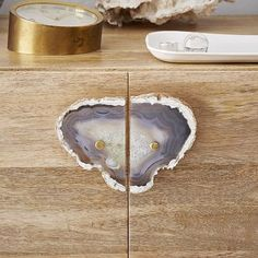 Agate Cabinet Handle Set - Dark Gray