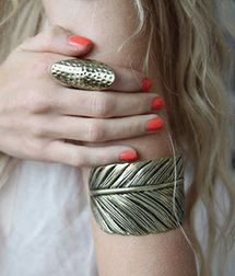 Bohemian gold accessories i have this bracelet and i love it <3