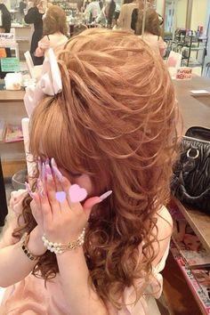 Amazing Hime Gyaru hair