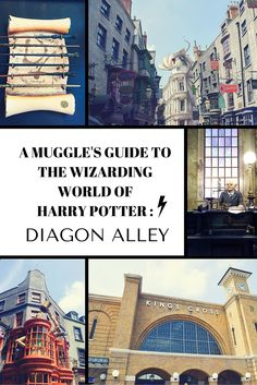 Check out this guide for insider tips on must see's and must do's at The Wizarding World of Harry Potter.   http://jannaonajaunt.com