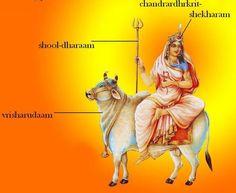 Sanskrit Language, Navratri Festival, Attributes Of God, Navratri Images, Divine Mother, Durga Maa, Demon King, Goddess Lakshmi, Krishna Images