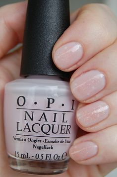 OPI Care to Danse and Pirouette My Whistle