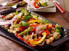 Grilled Chicken Broccoli Stir-Fry | Get Fit Arkansas