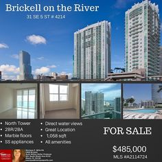Brickell on the River North Tower  #miamirealestate #miami #sofla #realtorlife #realestateagent #realestate #ewmrealty #best #views #investors #buy  #sell #rent  #views #luxurylife #luxurylifestyle #brickellontherivernorth #brickelllife #ideallocation #location #moniquepwills #moniquepwillsrealtor by moniquepwillsluxuryrealestate