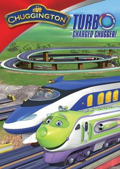"""Fans and their families will honk their horns for high-speed adventure with """"Turbo Charged Chugger,"""" an action-packed new """"Chuggington™"""" DVD from Anchor Bay Entertainment. Featuring six turbo-charged episodes, plus a special free custom activity book with colourful stickers from Bendon Publishing, the latest traintastic """"Chuggington"""" DVD is just the ticket for Valentine's Day fun for …"""