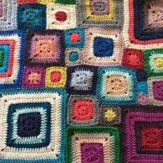My Babette blanket
